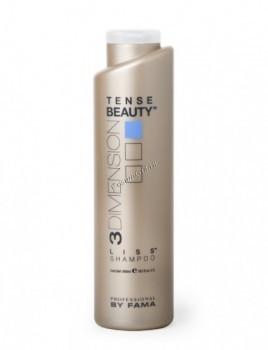 By Fama Tense beauty liss shampoo (Разглаживающий шампунь для вьющихся волос) - купить, цена со скидкой