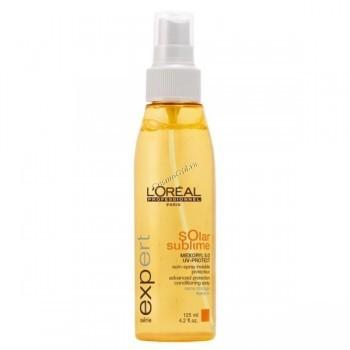 L'Oreal Professionnel Solar sublime spray (Спрей для волос солнцезащитный Соляр сублим), 125 мл. - купить, цена со скидкой