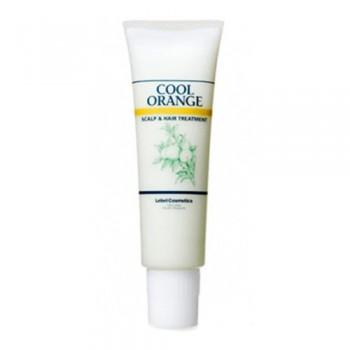 LebeL COOL ORANGE(Scalp & Hair Treatment)-Маска для волос и кожи головы 130мл - купить, цена со скидкой