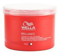 Wella (Крем-маска для окрашенных нормальных и тонких волос), 500 мл - купить, цена со скидкой