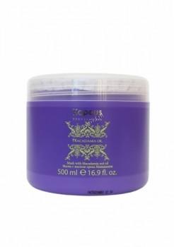 Kapous Маска для волос с маслом ореха макадамии из серии «Macadamia oil», 500мл. - купить, цена со скидкой