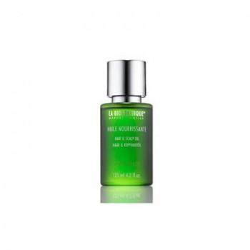 La biosthetique hair care natural cosmetic huile nourrissante (Масляный спа-уход для волос и кожи головы), 125мл - купить, цена со скидкой