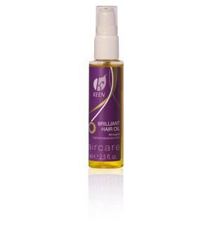 Keen Brilliant hair oil (Бриллиантовое масло для волос), 75 мл - купить, цена со скидкой