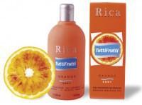 Rica  масло массажное для тела апельсиновое, 500 мл - купить, цена со скидкой