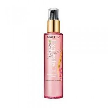 Matrix Biolage exquisite oil tamanu blend strengthening treatment (Укрепляющее масло для тонких волос), 92 мл. - купить, цена со скидкой