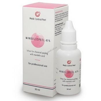 MedicControlPeel Mandelicpeel 40% (Лосьон-гель для поверхностного химического пилинга), 30 мл. - купить, цена со скидкой