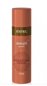 """Estel Professional спрей-шелк для волос """"Бархатный сезон"""", 100 мл. - купить, цена со скидкой"""