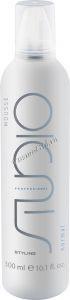 Kapous  Мусс для волос нормальной фиксации «Studio», 300 мл. - купить, цена со скидкой