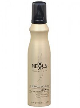 Nexxus THERMAL VOLUME мусс для объема с термозащитой 226 мл - купить, цена со скидкой