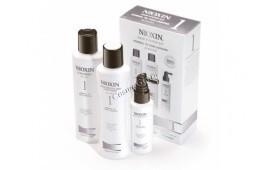 Nioxin Hair System Kit System1 (Набор 3-ступенчатой системы 1) - купить, цена со скидкой
