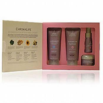 Nexxus CHROMALIFE  мини набор для окрашенных волос - купить, цена со скидкой