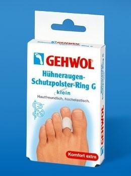 Gehwol G кольцо на палец, среднее, 30 мм, 12 шт. - купить, цена со скидкой