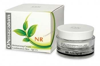 ONmacabim NR Moisturizing cream for combination ckin spf 15 (Увлажняющий крем для смешанной кожи) - купить, цена со скидкой