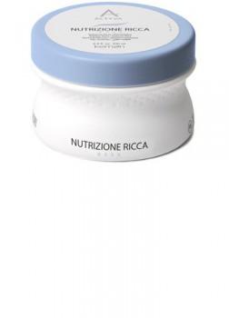 Kemon Крем-маска для очень сухих и чувствительных волос Nutrizione Ricca Mask 200 мл. - купить, цена со скидкой