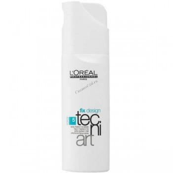 L'Oreal Professionnel Fix design (Спрей локальной фиксации), 200 мл. - купить, цена со скидкой