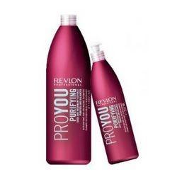 REVLON professional   PRO YOU Шампунь д/волос очищающ.  1000 мл - купить, цена со скидкой