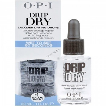 OPI Drip Dry Drops (Капли для сушки лака) - купить, цена со скидкой