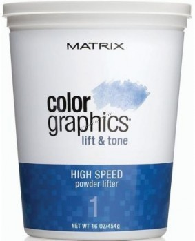 Matrix Colorgraphics  (Ультра быстрая осветляющая пудра), 454 гр. - купить, цена со скидкой