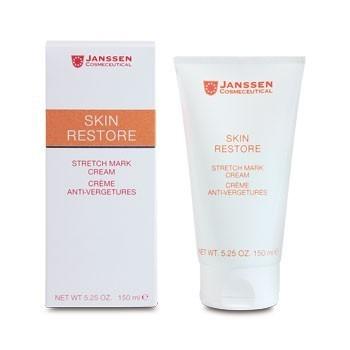 JANSSEN Anti-Stretch Cream Крем против растяжек 200 мл - купить, цена со скидкой