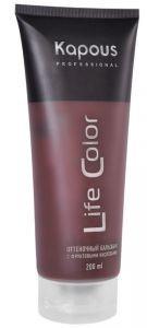 Kapous Life Color (Оттеночный бальзам для волос), 200 мл. - купить, цена со скидкой