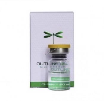 La Beaute Medicale Outline Gel biorevitalizer (Контургель - ХПМ, биоревиталайзер) 1%, 5 мл - купить, цена со скидкой
