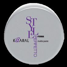 Kaaral Style Forma Matte Paste - Матовая паста для текстурирования волос 100 мл. - купить, цена со скидкой