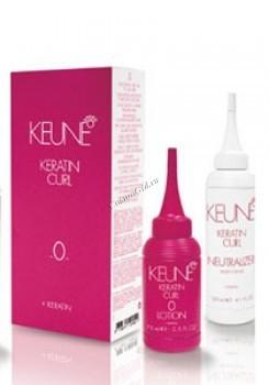 Keune Keratin Curl Lotion (Лосьон «Кератиновый локон»), набор - купить, цена со скидкой