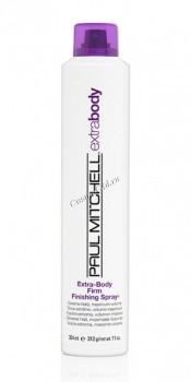 Paul Mitchell Extra-body firm finishing spray (Спрей сверхсильной фиксации) - купить, цена со скидкой