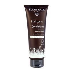 EGOMANIA Кондиционер с маслом ши для густых, вьющихся волос, 250 мл - купить, цена со скидкой