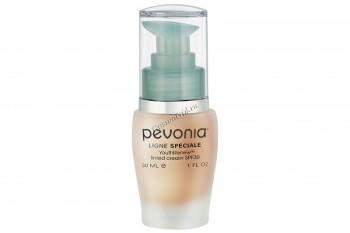 Pevonia Speciale youth renew tinted cream spf 30 (Обновляющий крем с тональным эффектом spf 30), 30 мл - купить, цена со скидкой