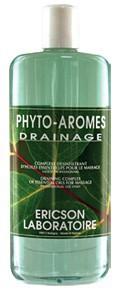 Ericson laboratoire (Массажное масло фито-арома «Дренаж»), 500 мл - купить, цена со скидкой