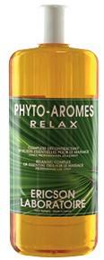 Ericson laboratoire Phyto-aromes relax (Массажное масло фито-арома «Релакс»), 500 мл - купить, цена со скидкой