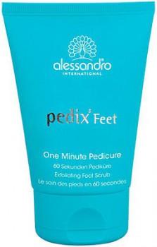 alessandro nail spa PEDIX Натуральный пилинг для ног оригинальный100мл - купить, цена со скидкой