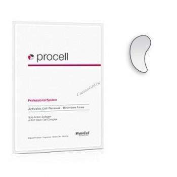 """MedSkin Solutions Procell eye pad M (Коллагеновая маска для области под глазами """"Клеточное обновление"""") - купить, цена со скидкой"""