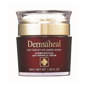 Dermaheal Cosmeceutical anti-wrinkle cream (Омолаживающий крем для лица), 40 мл. - купить, цена со скидкой