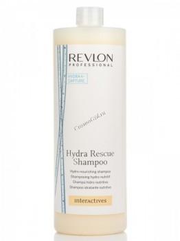 Revlon Professional interactives hydra rescue shampoo (Шампунь для волос увлажняющий и питающий) - купить, цена со скидкой