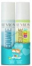 """Revlon Professional equave mommy & kids (Двухфазный кондиционер """"Увлажнение и питание"""" + двухфазный кондиционер для детей), 2 шт по 200мл - купить, цена со скидкой"""