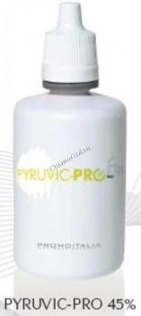 PromoItalia Pyruvic-pro 45%(Пировиноградный пилинг  45%), 10 мл - купить, цена со скидкой