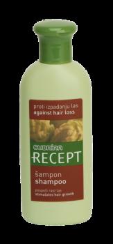 Subrina recept шампунь против выпадения волос 200 мл - купить, цена со скидкой