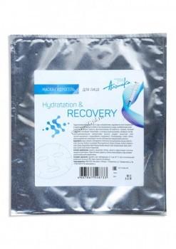 Альпика Маска-гидрогель Hydratation & Recovery для лица - купить, цена со скидкой