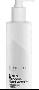 Label.m Professional Крем-мыло для рук Базилик и Мандарин, 290 мл  - купить, цена со скидкой