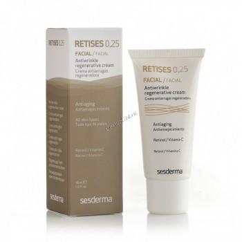 Sesderma Retises antiwrinkle regenerative cream 0,25 (Регенерирующий крем против морщин), 30 мл. - купить, цена со скидкой