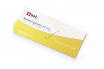 Tete Cosmeceutical Revitalizing Gold  Eye Cream (Омолаживающий крем  для век с коллоидным золотом), 30мл    - купить, цена со скидкой