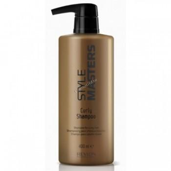 Revlon Professional style masters curly shampoo (Шампунь для вьющихся волос) - купить, цена со скидкой