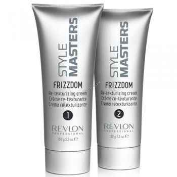 Revlon Professional style masters frizzdom post treatment (Набор «Ретекстурирующие кремы») 2 шт по 150 мл - купить, цена со скидкой