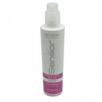 Revlon Professional sensor volumizer conditioning (Шампунь-кондиционер для придания объема для волос склонных к жирности) 200 мл - купить, цена со скидкой