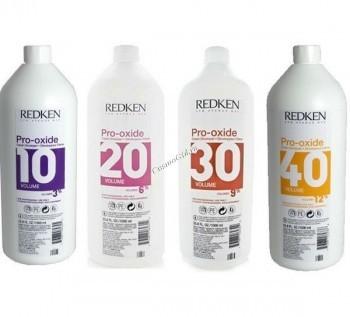 Redken Pro-oxide (Крем-проявитель), 1000 мл. - купить, цена со скидкой