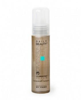 By Fama Daily beauty illuminator serum (Сыворотка сияния), 60 мл. - купить, цена со скидкой