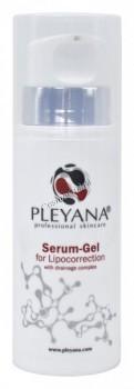 Pleyana Serum-Gel for Lipocorrection (Гель-сыворотка для липокоррекции Антицеллюлитная с дренажным комплексом), 200 мл - купить, цена со скидкой