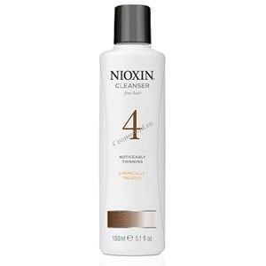 Nioxin Cleanser system 4 (Очищающий шампунь система 4). - купить, цена со скидкой